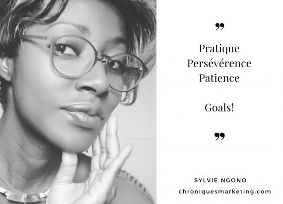 Sylvie Ngono, auteur des chroniques marketing et accompagnatrice sur le marketing digital.